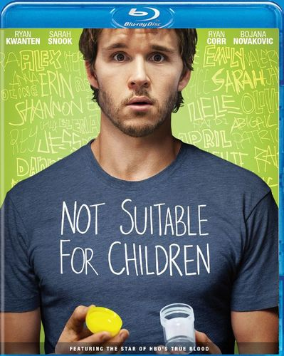 Not Suitable for Children [Blu-ray] [2012] 20967368