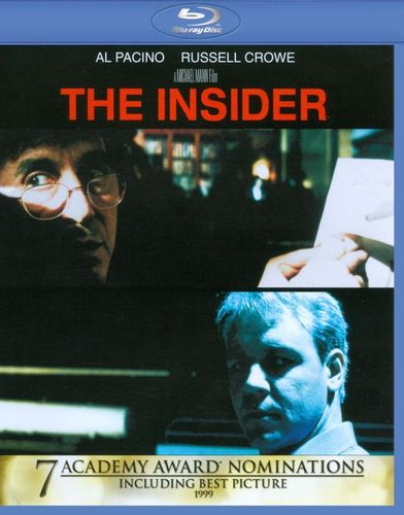 The Insider [Blu-ray] [1999] 20976987