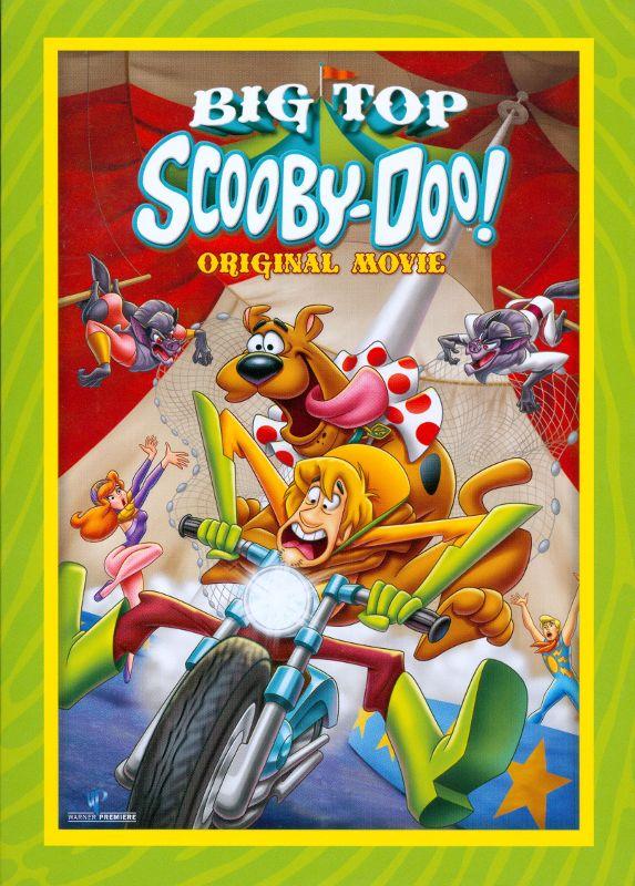 Scooby-Doo!: Big Top Scooby-Doo! [DVD] [2012] 20989875