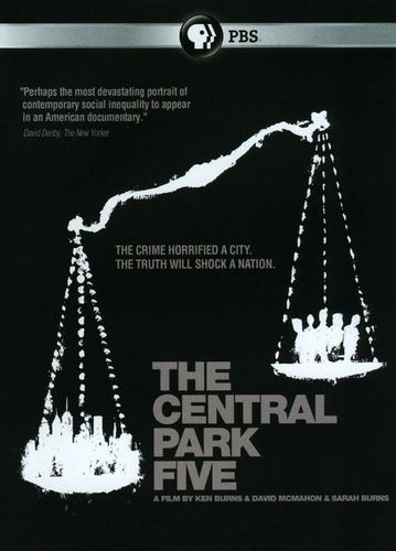 The Central Park Five [DVD] [2012] 21000254