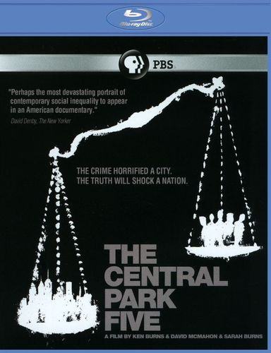 The Central Park Five [Blu-ray] [2012] 21000263
