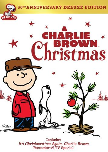 A Charlie Brown Christmas [50th Annivesary] [2 Discs] [DVD] [1965] 2100107