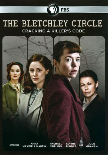 The Bletchley Circle [DVD] [2012] 21006928