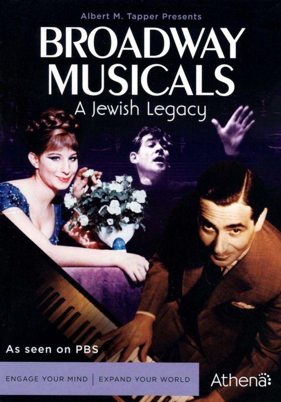 Broadway Musicals: A Jewish Legacy [2 Discs] [DVD] [2013]