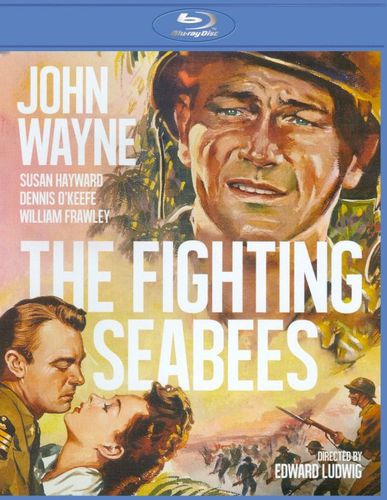 The Fighting Seabees [Blu-ray] [1944] 21029277