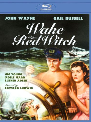 Wake of the Red Witch [Blu-ray] [1948] 21040472