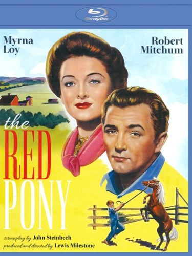 The Red Pony [Blu-ray] [1949] 21040481