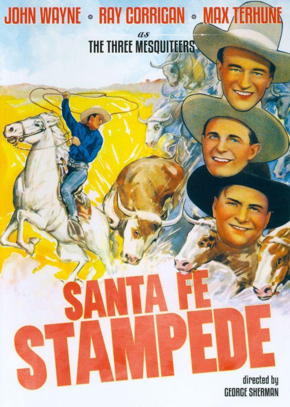 Santa Fe Stampede [DVD] [1938] 21040506