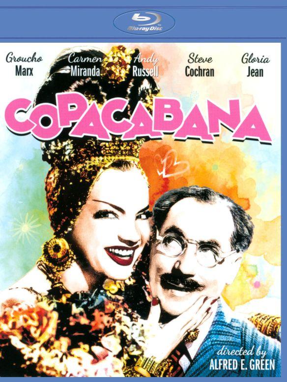 Copacabana [Blu-ray] [1947] 21040524