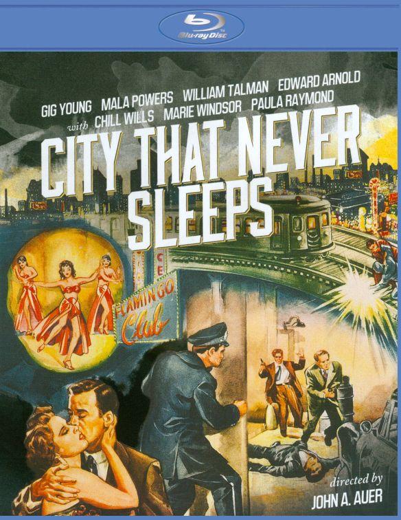City That Never Sleeps [Blu-ray] [1953] 21040542
