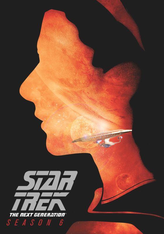Star Trek: The Next Generation - Season 6 [7 Discs] [DVD] 21041287