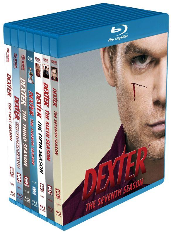 Dexter: Seasons 1-7 [21 Discs] [Blu-ray] 21041311