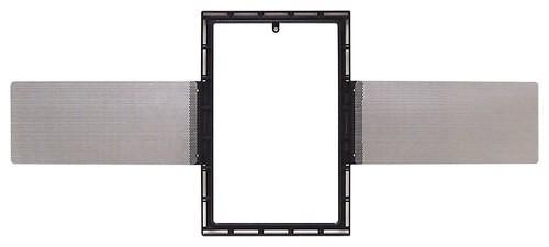 SpeakerCraft - Rectangle Series InstaLLock New Construction Bracket - Silver