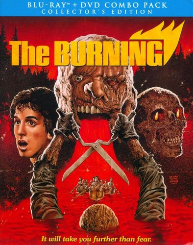 The Burning [Collector's Edition] [2 Discs] [DVD/Blu-ray] [Blu-ray/DVD] [1981] 21066577