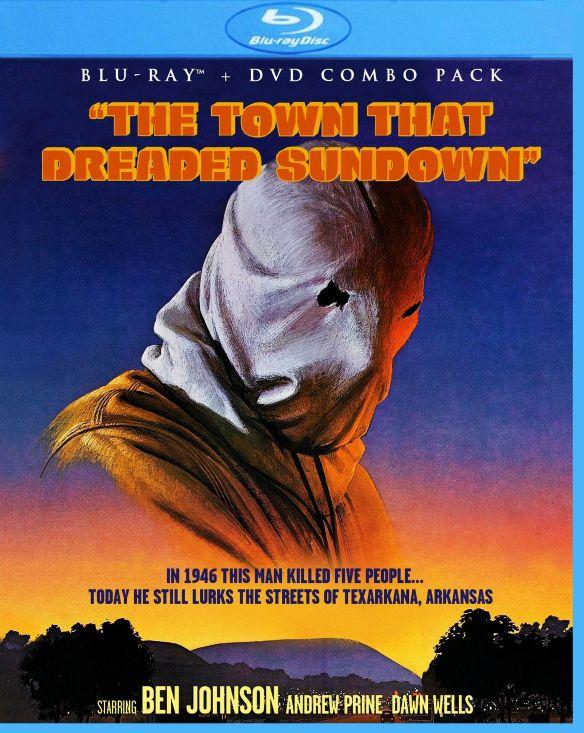 The Town That Dreaded Sundown [2 Discs] [DVD/Blu-ray] [Blu-ray/DVD] [1976] 21066595