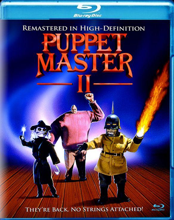 Puppet Master 2 [Blu-ray] [1991] 21069104