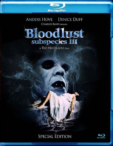 Bloodlust: Subspecies III [Blu-ray] [1993] 21069362