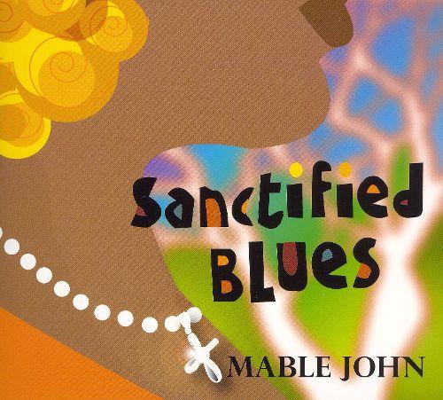Sanctified Blues [CD] 21070707