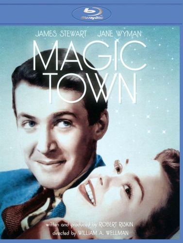 Magic Town [Blu-ray] [1947] 21071779
