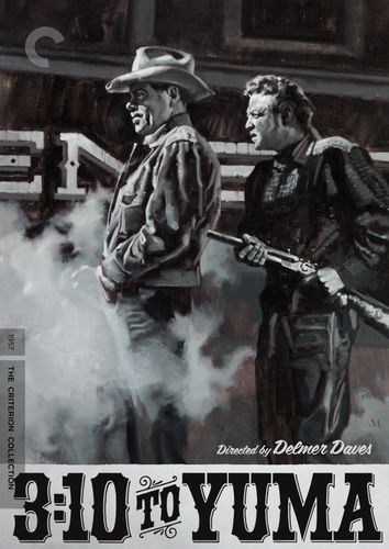 3:10 to Yuma [Criterion Collection] [DVD] [1957] 21073419