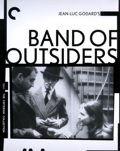 Band of Outsiders [Criterion Collection] [Blu-ray] [1964] 21073473