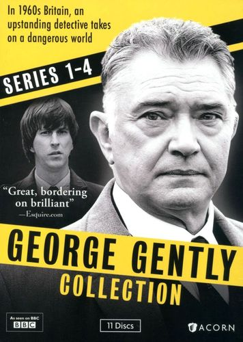 George Gently Collection: Series 1-4 [DVD] 21077179