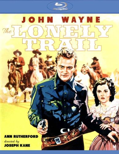 The Lonely Trail [Blu-ray] [1936] 21077433