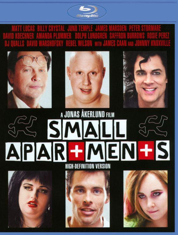 Small Apartments [Blu-ray] [2012] 21081236