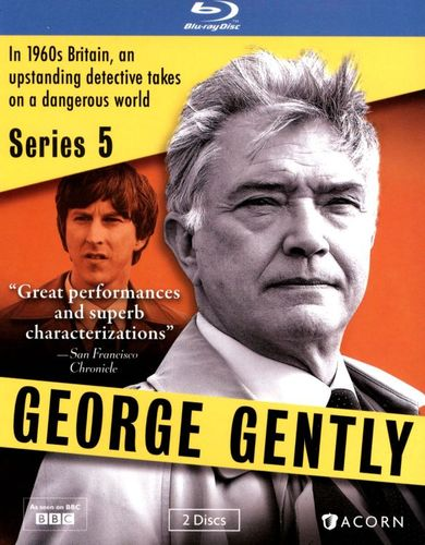 George Gently: Series 5 [2 Discs] [Blu-ray] 21082059