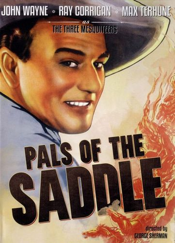 Pals of the Saddle [DVD] [1938] 21089431