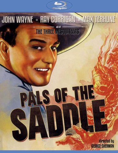 Pals of the Saddle [Blu-ray] [1938] 21089459