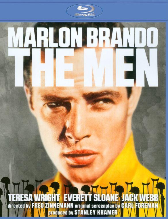 The Men [Blu-ray] [1950] 21102749
