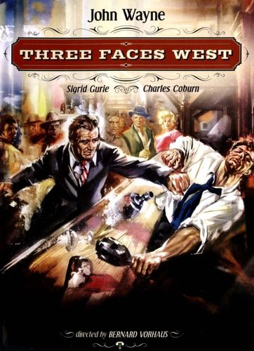 Three Faces West [DVD] [1940] 21103162