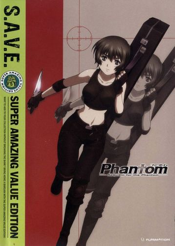 Phantom: Requiem for the Phantom - The Complete Series [S.A.V.E.] [3 Discs] [DVD] 21114043
