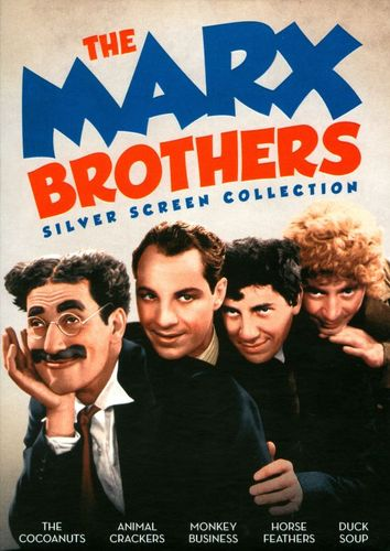 The Marx Brothers: Silver Screen Collection [2 Discs] [DVD] 21120511