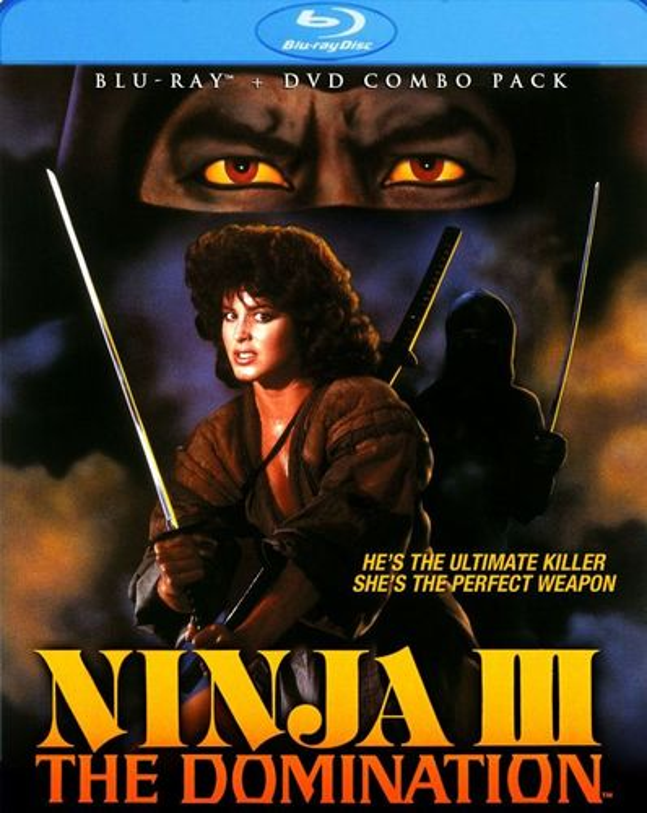 Ninja III: The Domination [2 Discs] [DVD/Blu-ray] [Blu-ray/DVD] [1984] 21175974