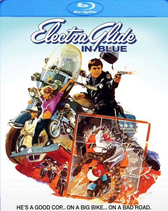 Electra Glide in Blue [Blu-ray] [1973] 21175983