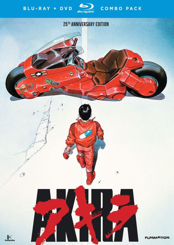 Akira [2 Discs] [Blu-ray/DVD] [1988] 2119035
