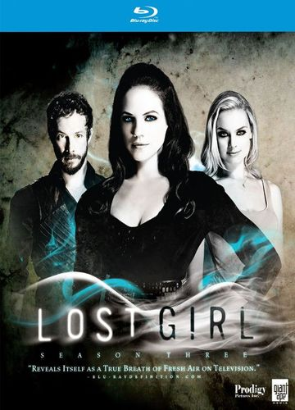 Lost Girl: Season Three [3 Discs] [Blu-ray] 2119053