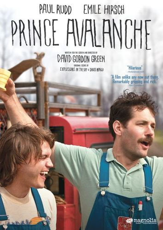 Prince Avalanche [DVD] [2013] 2119062