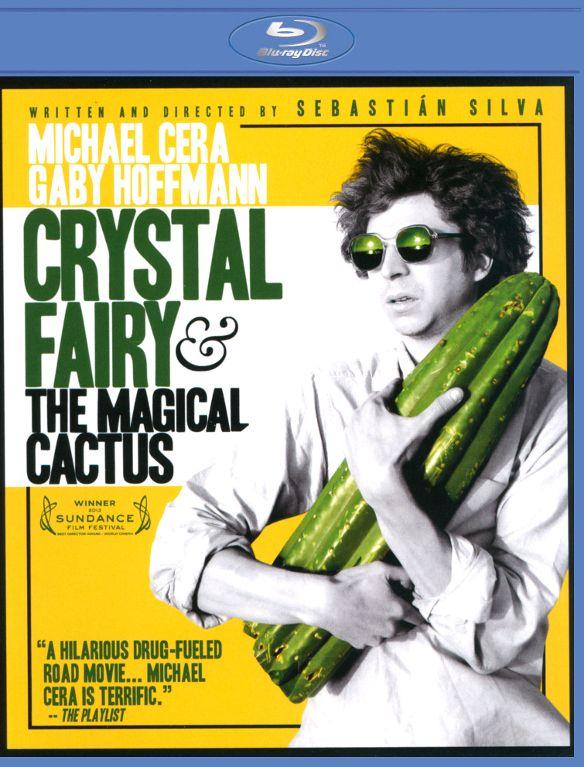 Crystal Fairy [Blu-ray] [2013] 2119131