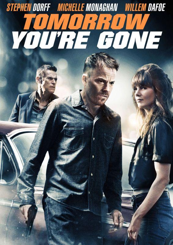 Tomorrow You're Gone [DVD] [2012] 21199167
