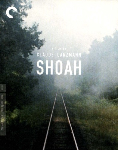 Shoah [Criterion Collection] [4 Discs] [Blu-ray] [1985] 21199834
