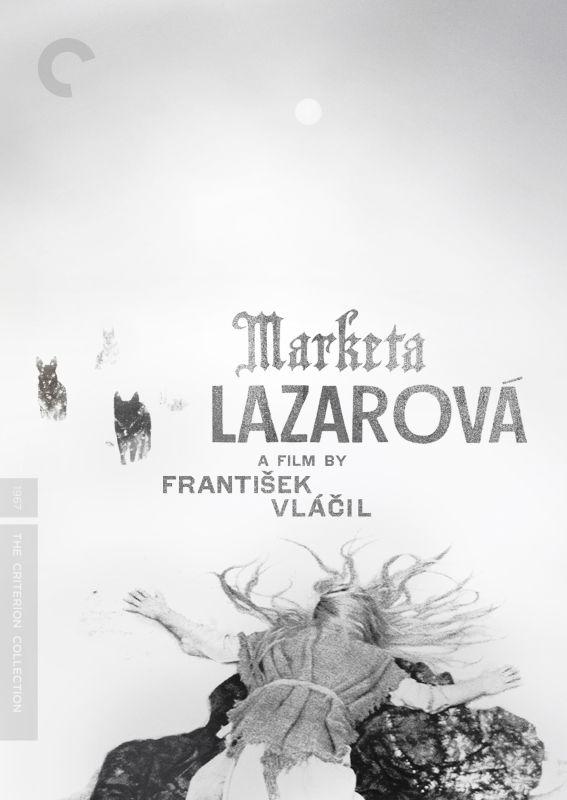 Marketa Lazarova [Criterion Collection] [2 Discs] [DVD] [1968] 21199961