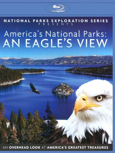 National Parks Exploration Series - National Park: An Eagle's View [Blu-Ray Disc] 21212053