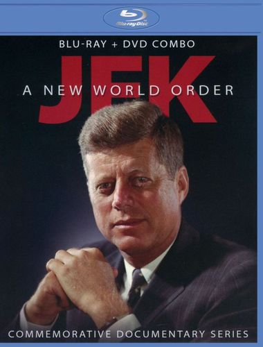 JFK: A New World Order [3 Discs] [Blu-ray/DVD] 21212099