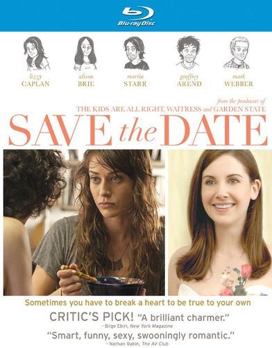 Save the Date [Blu-ray] [2012] 21237274