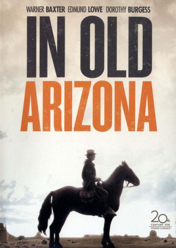 In Old Arizona [DVD] [1929] 21237344