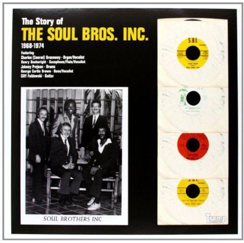The Story of the Soul Bros. Inc. [LP] - VINYL 21237726