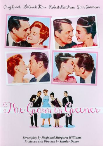 The Grass Is Greener [DVD] [1961] 21251734